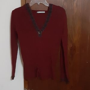 Maurices small hooded sweater small